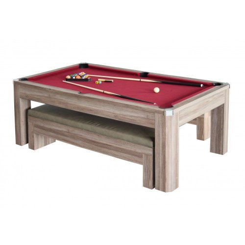 Carmelli NG2535P Newport 7' - Outdoor Pool Table