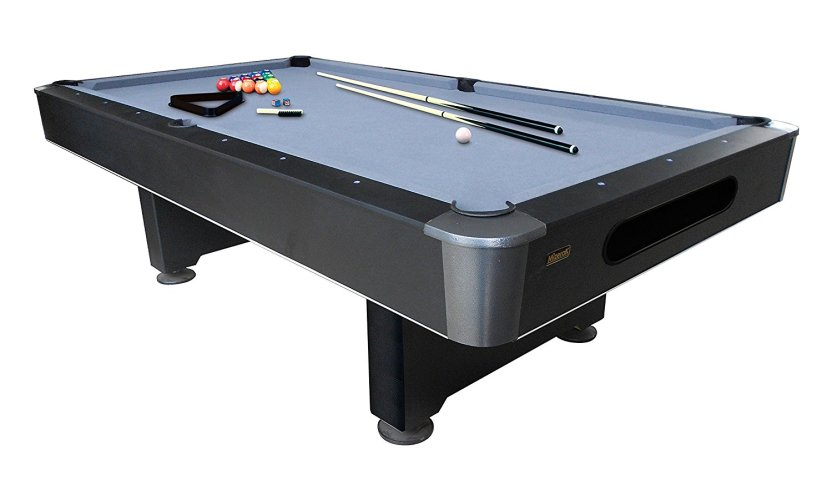 Mizerak Dakota BRS 8-Foot Billiard Table - Outdoor Pool Table