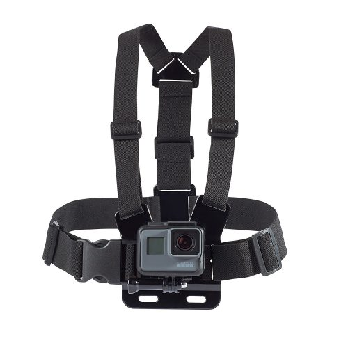AmazonBasics Chest Mount Harness for GoPro - GoPro Chest Mounts