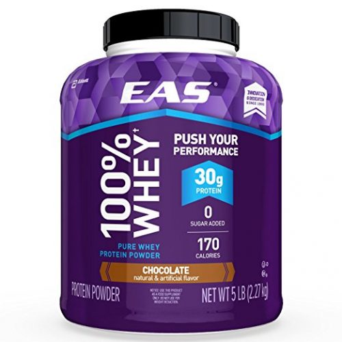 EAS 100% Pure Whey Protein Powder - Protein Powders