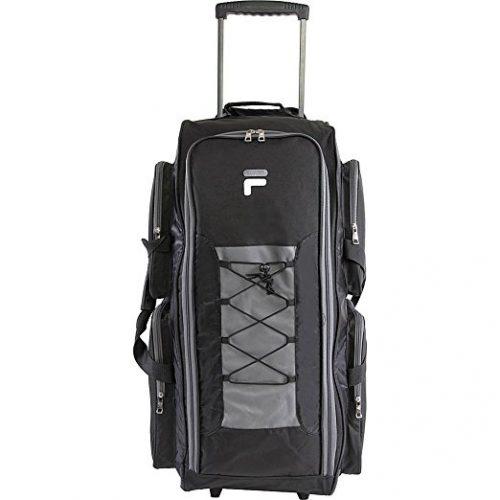 "Fila 32"" Large Lightweight Rolling Duffel Bag - Rolling Duffel Bags"