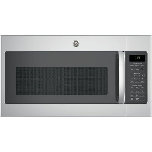 "GE JVM7195SKSS 30"" Over-the-Range Microwave Oven in Stainless Steel - Over the Range Microwaves"