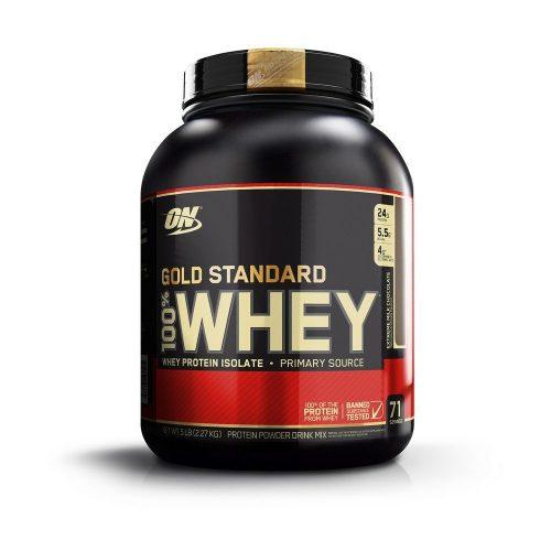 Optimum Nutrition Gold Standard 100% Whey Protein Powder - Protein Powders