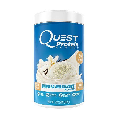 Quest Nutrition Protein Powder, Vanilla Milkshake - Protein Powders