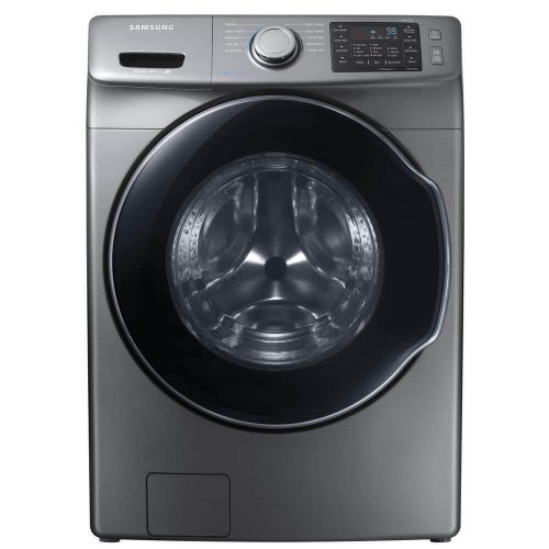 Samsung Platinum Front Load Steam Washer - Front Load Washers