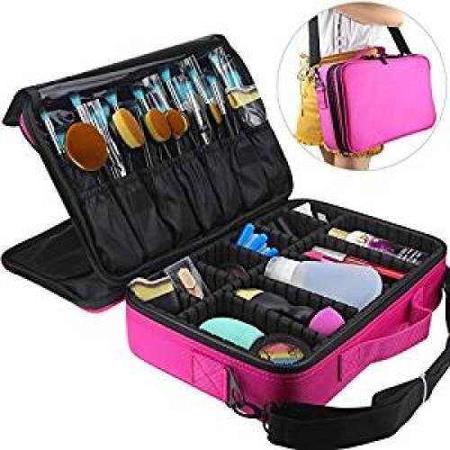 Travelmall Professional Makeup Train Case - Makeup Train Cases