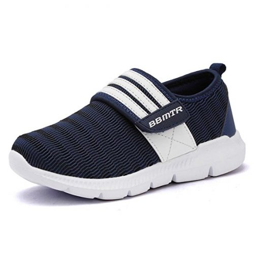 Wetrics Kids Boys Girls Lightweight Casual Walking Shoes Breathable Mesh Sneakers - Walking Shoes for Kid