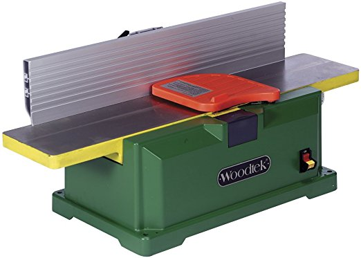 "Woodtek 115955, Machinery, Jointers & Planers, 6"" Bench Top Jointer 1-1/2hp 120v 10 Amp - Benchtop Jointer"
