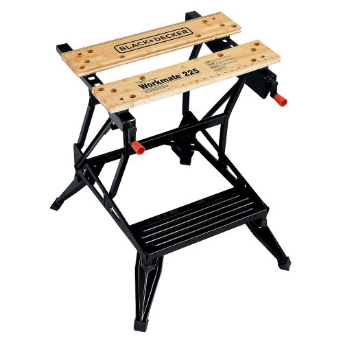 Black & Decker WM225-A Portable Project Center and Vise - Portable Workbench