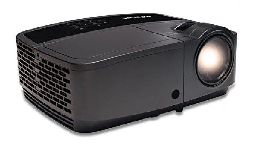 InFocus Corporation IN119HDx 1080p DLP Projector, HDMI, 3200 Lumens, 15000:1 Contrast Ratio, 3D - Short Throw Projectors