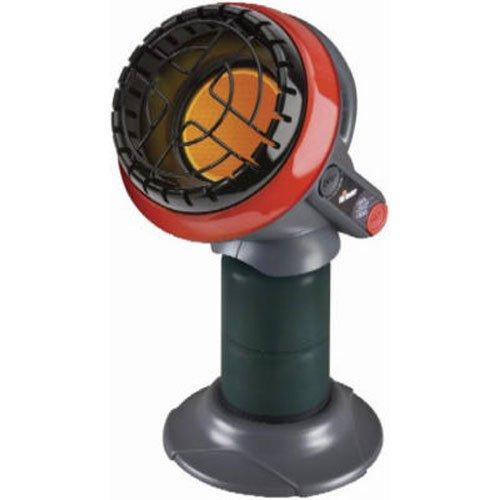 Mr. Heater F215100 MH4B Little Buddy 3800-BTU Indoor Safe Propane Heater, Medium - Battery Operated Heaters