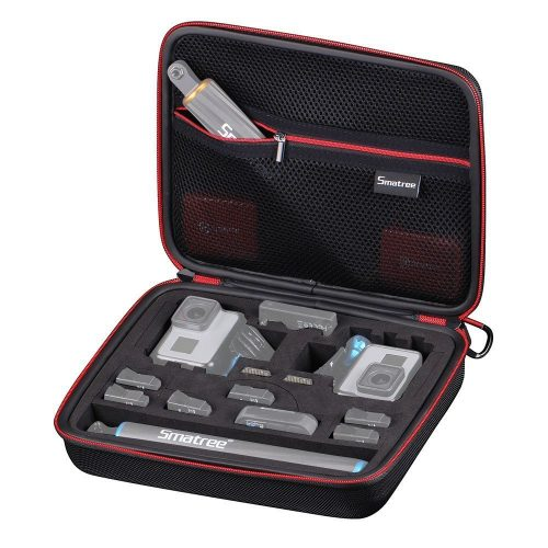 Smatree SmaCase G260SL Carrying Case for GoPro Hero 6/5/4/3+/3/2/1(Cameras and Accessories NOT included) - GoPro Cases