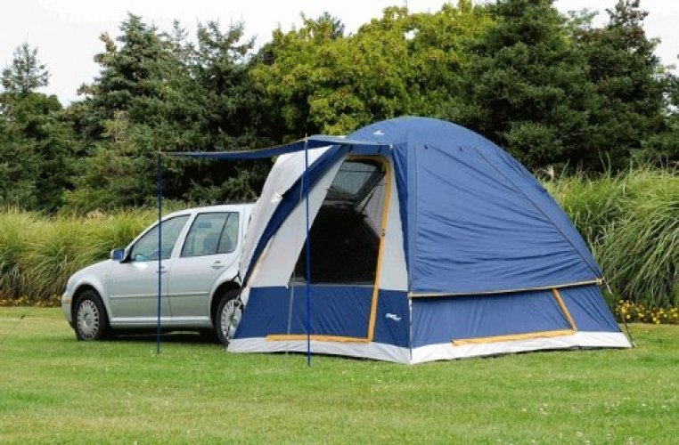 Sportz Dome-To-Go Hatchback / Wagon Tent (For Honda Accord Crosstour, CR-Z and Fit Models) - Suv Tent