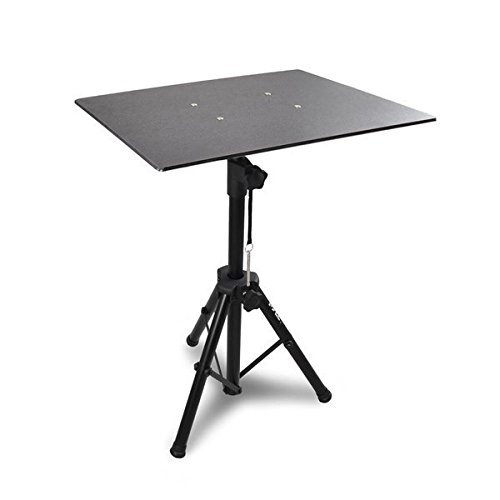 "Pyle Pro PLPTS3 Adjustable Tripod Laptop Projector Stand, 28"" To 41"" - Projector Tripod Stands"
