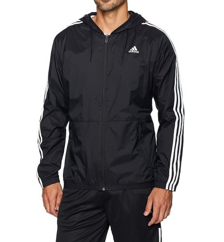 Adidas Men's Essentials Wind Jacket - Windbreaker jackets