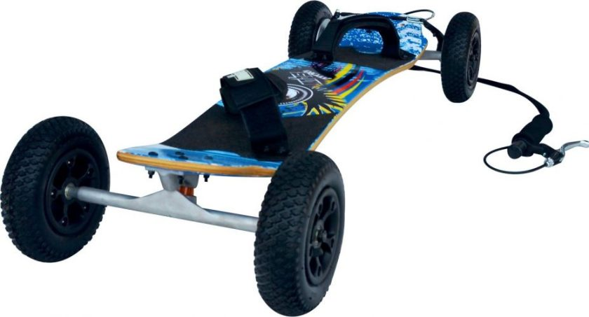 Atom 95X Mountain Board - off-road skateboards