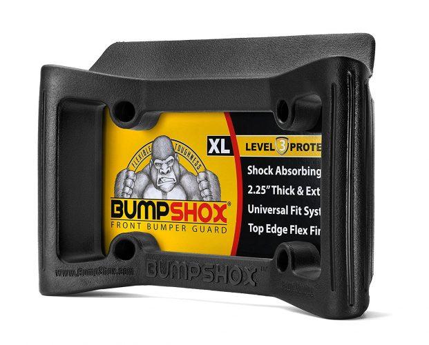 BumpShox XL - Front Car Bumper Protection - Bumper Guards