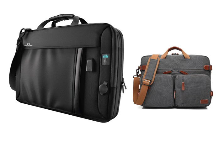 6101ec585e50 Top 10 Best Laptop Messenger Bag in 2019