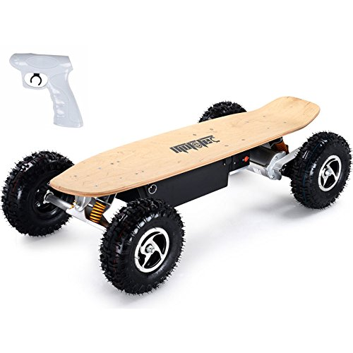 MotoTec MT-SKT-1600 1600w Dirt Electric Skateboard - off-road skateboards