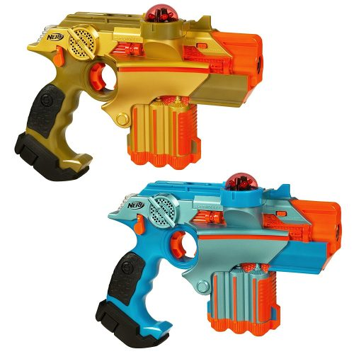 Nerf Lazer Tag Phoenix LTX Tagger 2-Pack - Laser Tag Guns