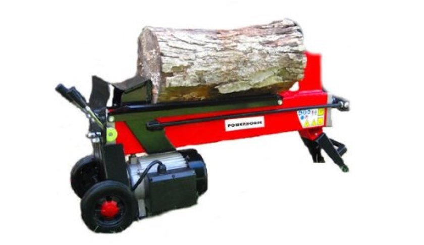 Powerhouse XM-380 Electric Hydraulic Log Splitter, 7-Ton - Electric Log Splitters