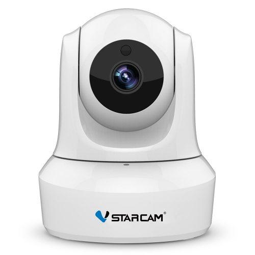 VStarcam WiFi IP Camera, 720P Pan Tilt Home Camera, Wide View and Remote Digital Zoom Motion Alert Wireless IP Cam for Indoor. - Wireless Webcam