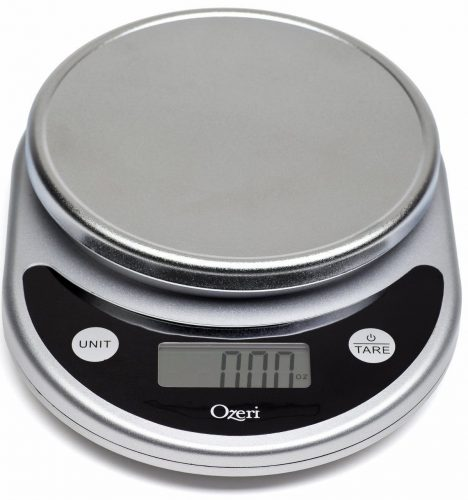 Ozeri Pronto Digital Food Scale