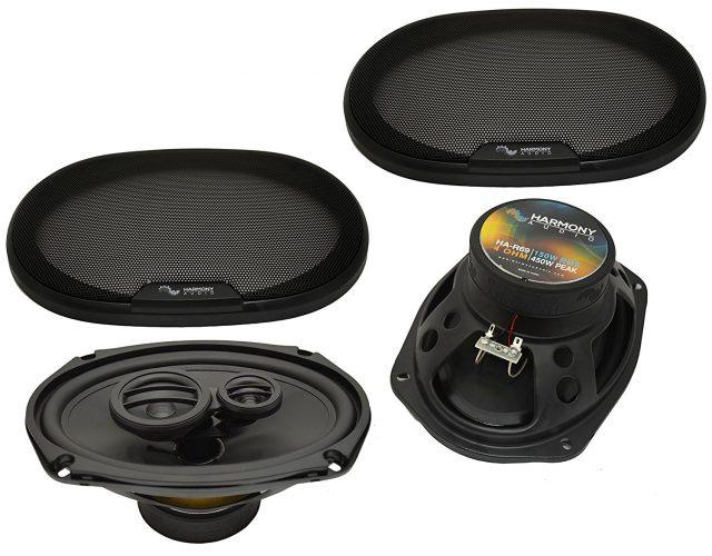 Harmony Audio HA-R69 Car Stereo