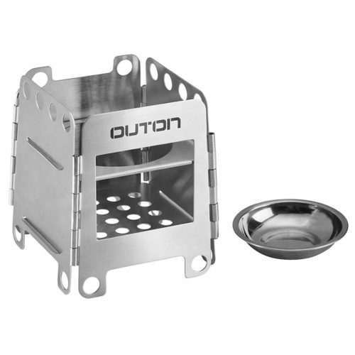 OUTON Portable Camping Wood Stove