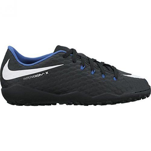 Nike Youth HypervenomX Phelon III Turf Soccer Shoe