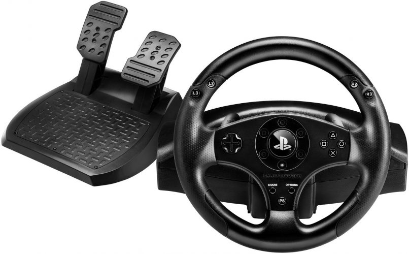 Thrustmaster T80 RS PS4/PS3 Officially Licensed Racing Wheel - racing steering wheel