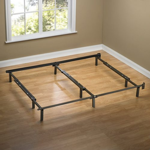Zinus Compact Adjustable Steel Bed Frames