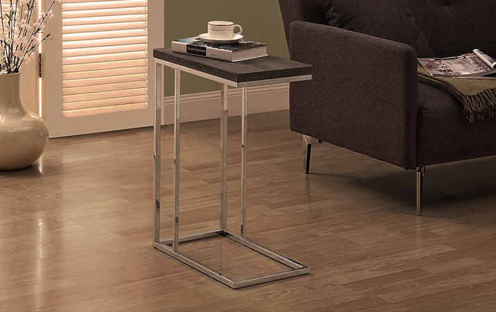 c-shaped table