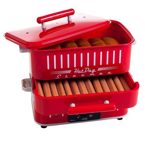 CuiZen ST-1412 Hotdog Steamer