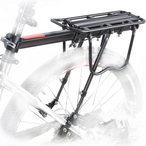 COMINGFIT 110 Lbs. Capacity Aluminum Alloy Bicycle Rear Rack