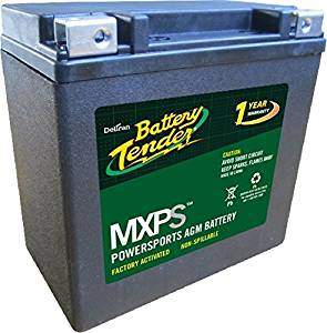 Battery Tender BTEB5-3 power sports AGM ready to install battery - Battery Tenders