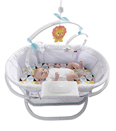 Fisher-Price Soothing Motion Bassinet - Bassinet