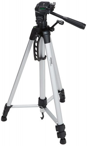 AmazonBasics 60-Inch Lightweight Tripod with Bag - DSLR camera tripods