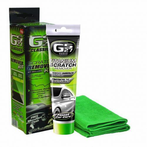 GS27 Titanium Car Scratch Remover Kit- Owing car scratch removers