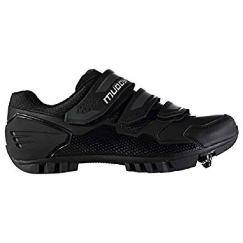 Muddyfox Kids MTB100 Cycling Shoes Cycle Bicycle Sports Hook and Loop Mesh - Cycling Shoes for Kids
