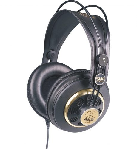 AKG K 240 Semi-Open Studio Headphones - studio headphones