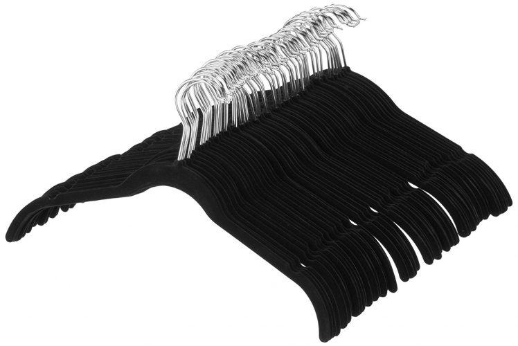 AmazonBasics Velvet Shirt/Dress Hangers