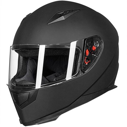 ILM Full Face Motorcycle Helmet - Motorcycle Helmets for Women