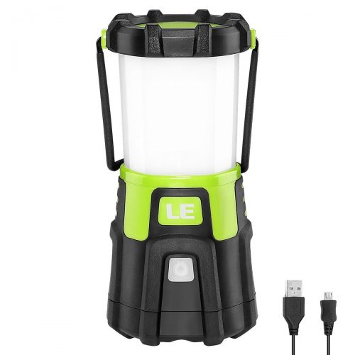 Lighting EVER LED Camping Lantern - LED Chargeable Lanterns