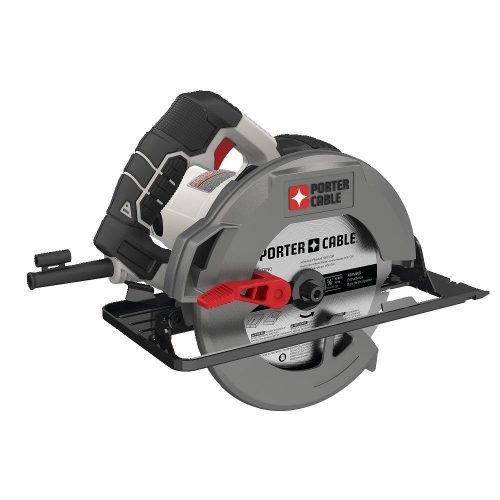 PORTER-CABLE PCE300 15 Amp Heavy Duty Steel Shoe Circular Saw - circular saw