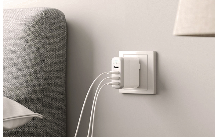 USB Wall Chargers