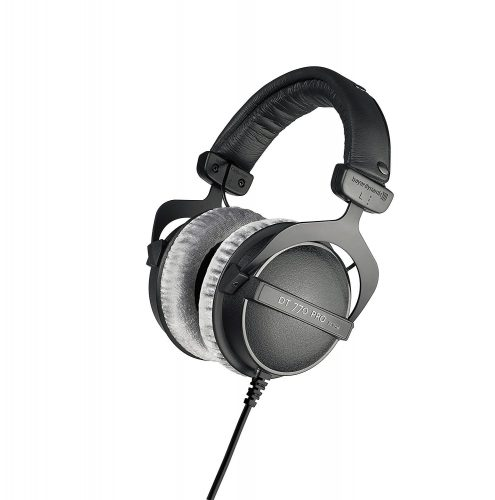 beyerdynamic DT 770 PRO 250 Ohm Studio Headphone - studio headphones
