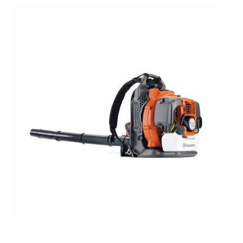 Husqvarna 965877502 350BT 1.6 kW 50.2 cc 7500 rpm 180 MPH Backpack Leaf Blower with 2.1 HP X-Torq engine - Cordless Backpack Blowers