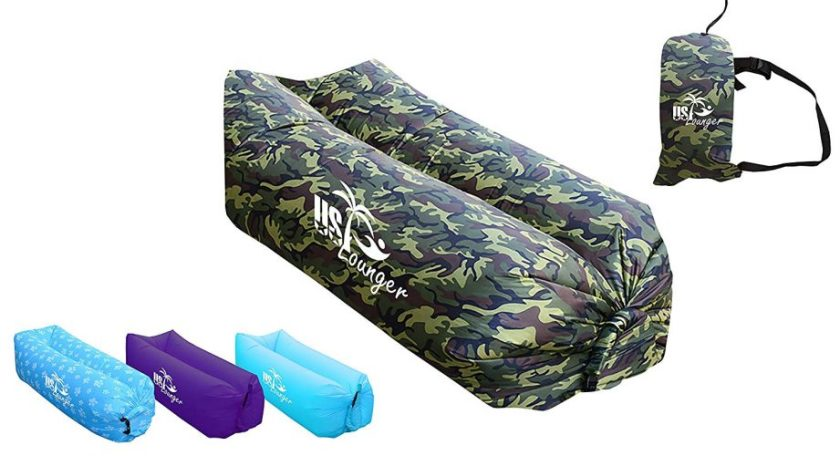 Air Loungers Fast Inflatable Loungers - US Lounger