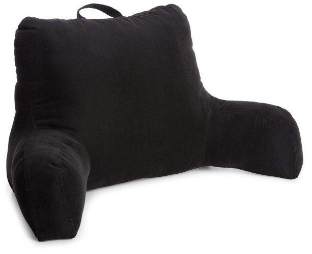 Brentwood 557 Corduroy Bedrest - reading pillows